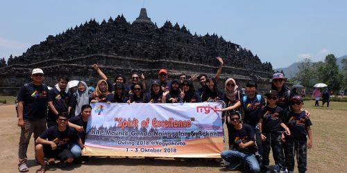 Outing Tahun 2018 Di Yogyakarta Tanggal 1 – 3 Oktober 2018