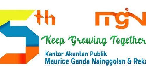 Logo HUT Ke 5th MGN Group